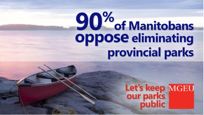 Defend Manitoba Parks